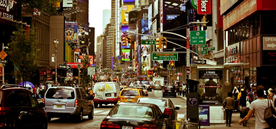 Picture of City environment in New York